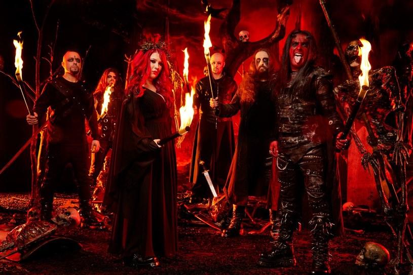 Brytyjska grupa Cradle Of Filth szykuje się do premiery nowej płyty.