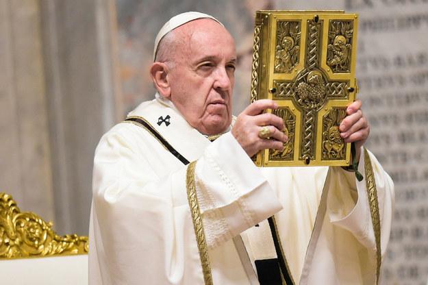 Poruszające słowa papieża! Co napisał o szczepionce?