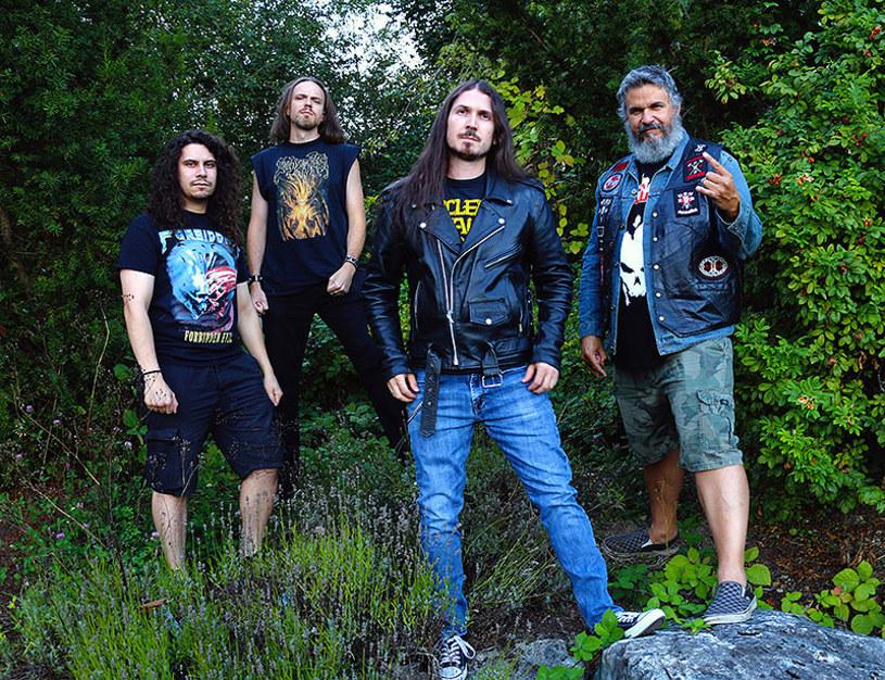 Weterani thrash metalu z kanadyjskiej grupy Aggression zarejestrowali nowy materiał.