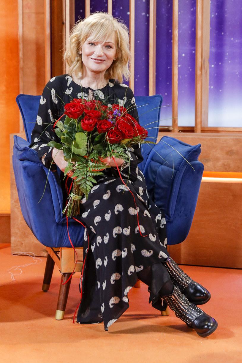 """Choć zaczynała od ról w filmach kinowych, w świadomości widzów kojarzona jest głównie z serialowych występów. Jako Solejukowa z uwielbianego przez publiczność """"Rancza"""" zrobiła prawdziwą furorę. """"Uwielbiam bawić się swoim wizerunkiem"""" - przyznała w jednym z wywiadów Katarzyna Żak."""