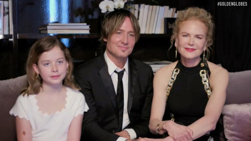 Nicole Kidman ma dwoje dzieci - syna i córkę, które adoptowała, gdy była żoną Toma Cruise'a oraz dwie córki z obecnym mężem, Keithem Urbanem. Ostatnio aktorka wyraziła żal, że nie doczekała się większej gromadki pociech. Gdyby to było możliwe, to chciałaby mieć aż dziesięcioro dzieci.