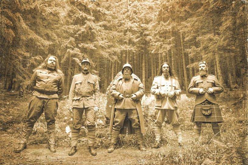 Ukraińska formacja 1914 przygotowała trzeci album.