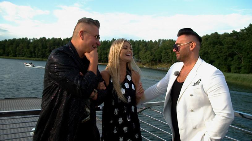 """W najnowszym odcinku programu """"Disco Weekend z Blondi"""" Edyta Folwarska przyjechała do Augustowa na dancing. Jacek Mędrala, jej kolega z show Polo TV, zabrał ją na wycieczkę śladem kultowej Beaty z Albatrosa."""