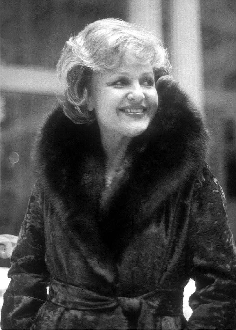 W wieku 91 lat zmarła Teresa Żylis-Gara, wybitna śpiewaczka operowa, obdarzona sopranem. O śmierci gwiazdy światowych scen poinformował Teatr Wielki Opera Narodowa.