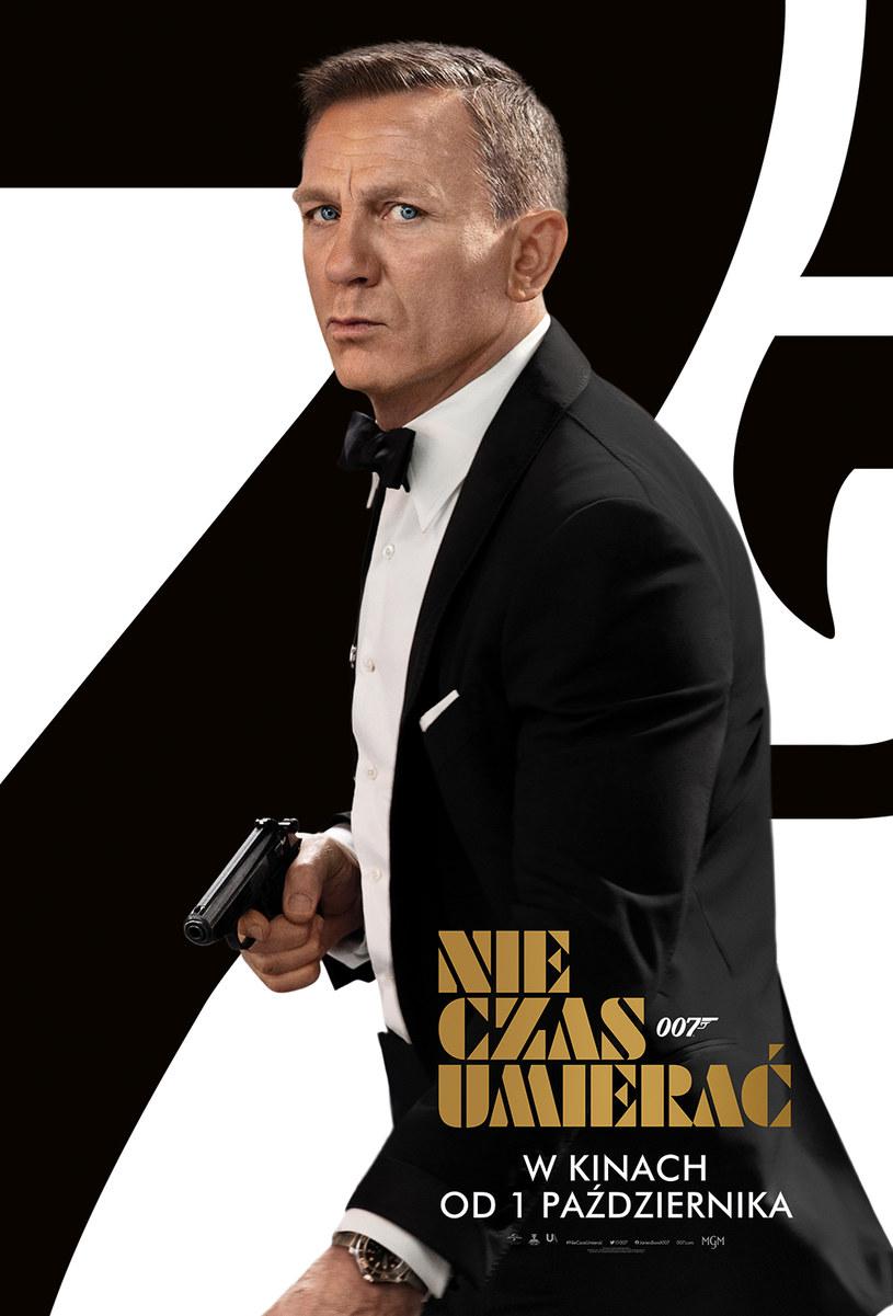 """""""Nie czas umierać"""", niecierpliwie wyczekiwany 25. obraz z serii o Bondzie, w kinach w Polsce zadebiutuje 1 października. Do sieci trafił tymczasem nowy zwiastun produkcji. Informacje na temat filmu były do tej pory ściśle chronione. Wielu krytyków i komentatorów przyznaje, że """"Nie czas umierać"""" kryje wiele niespodzianek, co do których można jedynie snuć przypuszczenia."""
