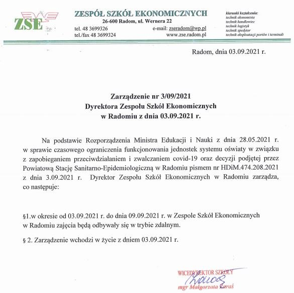 /ZSE w Radomiu /