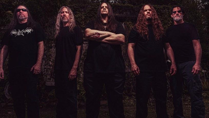 W połowie października 2022 roku dwa koncerty w naszym kraju zagra legendarna grupa Cannibal Corpse z USA.