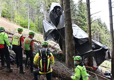 Przeżył wypadek kolejki górskiej we Włoszech. Teraz został porwany