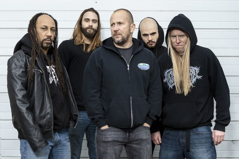 """W listopadzie swą premierę mieć będzie """"Live In North America"""", nowa płyta koncertowa Suffocation, klasyków amerykańskiego death metalu."""
