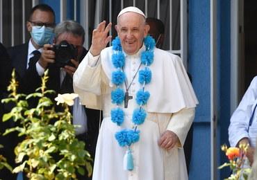 """Wizyta papieża na Słowacji. """"Kościół nie jest fortecą"""""""