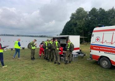 W jeziorze Klebarskim znaleziono ciało poszukiwanego 27-latka