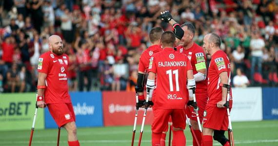 W swoim drugim meczu podczas rozgrywanych w Krakowie mistrzostw Europy w amp futbolu Polska pokonała Izrael 8:0 i zapewniła sobie awans do ćwierćfinału. Dla biało-czerwonych było to drugie zwycięstwo na tym turnieju; w niedzielę wygrali 3:0 z Ukrainą.