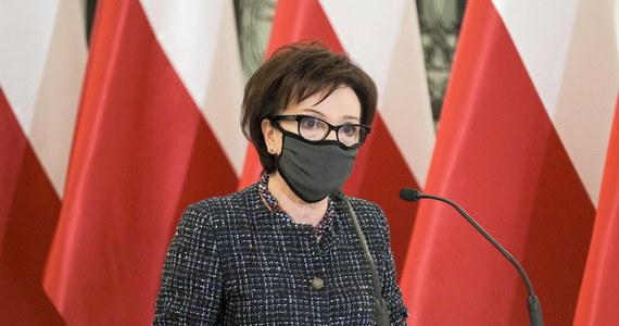 Projektami ustaw podatkowych z Polskiego Ładu nie będziemy się zajmować tylko na jednym posiedzeniu Sejmu. Będziemy to jednak robić bez zbędnej zwłoki - podkreśliła przed rozpoczęciem obrad marszałek Sejmu Elżbieta Witek.