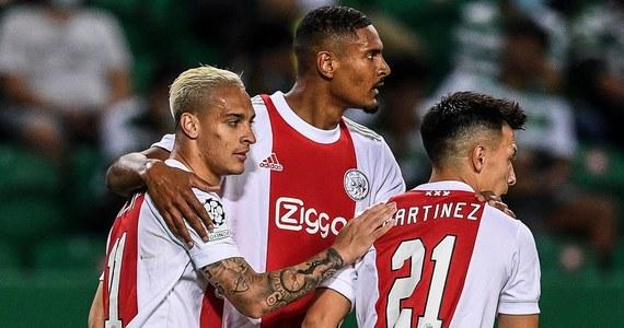 Sporting - Ajax. Sebastien Haller po niesamowitym wyczynie