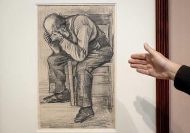 Odkryto nieznany rysunek Vincenta van Gogha