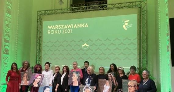 Dziennikarki, pedagożki, działaczki społeczne, nauczycielki, aktywistki - w sumie 10 kobiet, których działalność wyróżnia się w sposób szczególny, otrzymało nominacje do tytułu Warszawianka Roku 2021. Na kandydatki już można głosować.