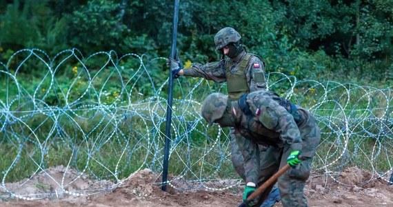 Ostatniej doby straż graniczna odnotowała 220 prób nielegalnego przekroczenia granicy z Białorusią. Zatrzymano kilkanaście osób.