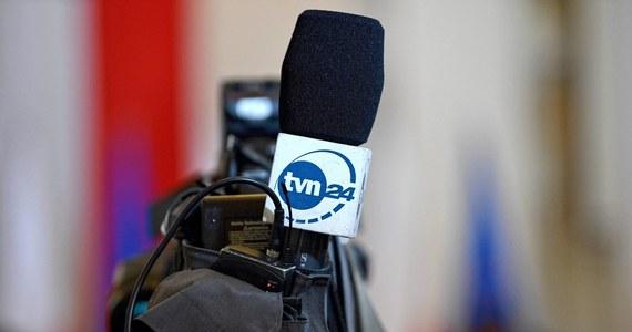Krajowa Rada Radiofonii i Telewizji postanowiła przedłużyć koncesję dla programu TVN24. Przeciwko była tylko jedna osoba.