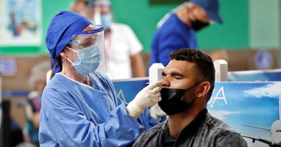 Potwierdziły się nieoficjalne informacje reportera RMF FM Michała Dobrołowicza dotyczące raportu Ministerstwa Zdrowia o koronawirusie. Ostatniej doby w naszym kraju wykryto 974 nowe przypadki zakażenia SARS-CoV-2.