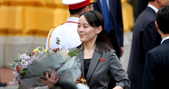 Kim Jo Dzong, siostra przywódcy Korei Północnej Kim Dzong Una, stwierdziła, że władze jej kraju mogą rozważyć ewentualny szczyt międzykoreański. Warunek - obie strony muszą zachować do siebie szacunek - podała północnokoreańska oficjalna agencja prasowa KCNA.