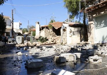 Trzęsienie ziemi na Krecie. Jedna osoba zginęła, są ranni