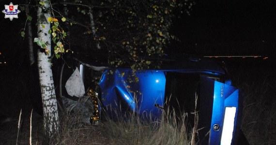 Policjanci wyjaśniają okoliczności tragicznego wypadku drogowego, do którego doszło w Annówce. Po zderzeniu z łosiem zginął 65-letni kierowca skody.