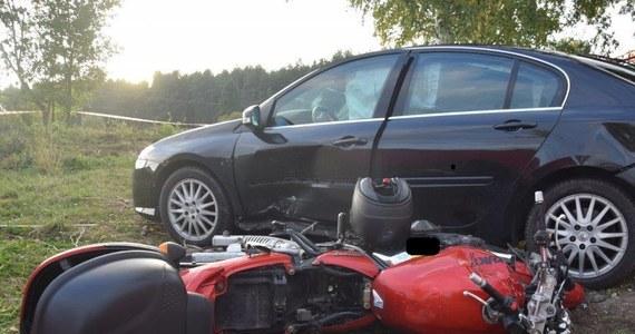 Do tragicznego w skutkach wypadku doszło w niedzielne popołudnie w miejscowości Trybsz, w polskiej części Spisza (woj. małopolskie). Zginął 48-letni motocyklista z województwa świętokrzyskiego.