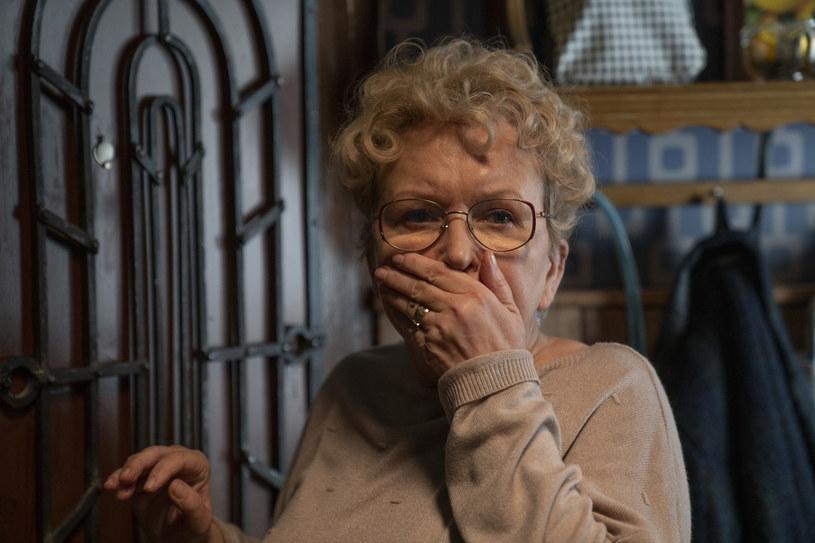 """Sławomira Łozińska w wielkim stylu wraca na kinowy ekran. Rola w filmie """"Lokatorka"""" przyniosła aktorce nagrodę za najlepszą rolę drugoplanową na zakończonym w sobotę Festiwalu Polskich Filmów Fabularnych w Gdyni."""