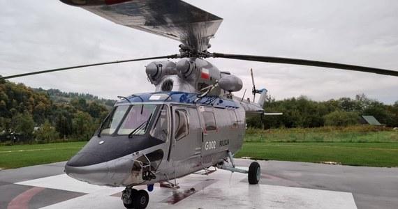 Od dziś do końca października policyjny śmigłowiec W-3 Sokół obsługiwany przez dwóch funkcjonariuszy z Zarządu Lotnictwa Policji Głównego Sztabu Policji KGP i trzech z Sekcji Lotnictwa KWP w Krakowie będzie pomagał toprowcom w działaniach ratowniczych prowadzonych w Tatrach.