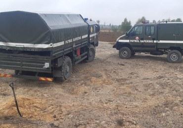 Arsenał koło Krakowa. Zatrzymany 37-latek wychodzi na wolność