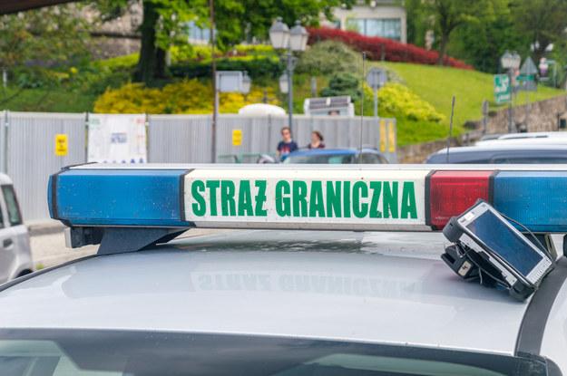 Niemal 400 prób nielegalnego przekroczenia granicy. Nowe dane Straży Granicznej