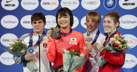 Katarzyna Krawczyk (Cement Gryf Chełm) wywalczyła w Oslo brązowy medal zapaśniczych mistrzostw świata w kategorii 53 kg, po wygranej z Ekwadorką Luisą Elisabeth Valverde Melendres 7:1.