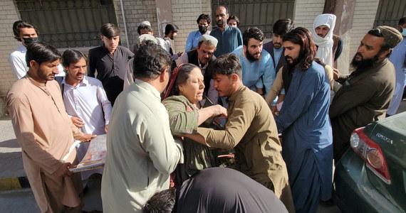 Co najmniej 20 osób zginęło a ok. 200 zostało rannych w rezultacie trzęsienia ziemi  o magnitudzie 5,7 na południu Pakistanu. Wśród ofiar jest sześcioro dzieci.