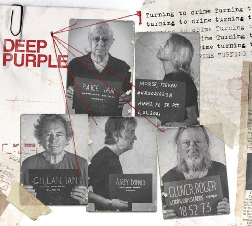 """Pierwszy raz w wieloletniej historii zespołu Deep Purple legenda hard rocka przygotowała płytę z kompozycjami stworzonymi i nagranymi wcześniej przez innych artystów. Do sieci trafił już pierwszy singel """"7 and 7 Is"""". Kiedy ukaże się album """"Turning to Crime""""?"""