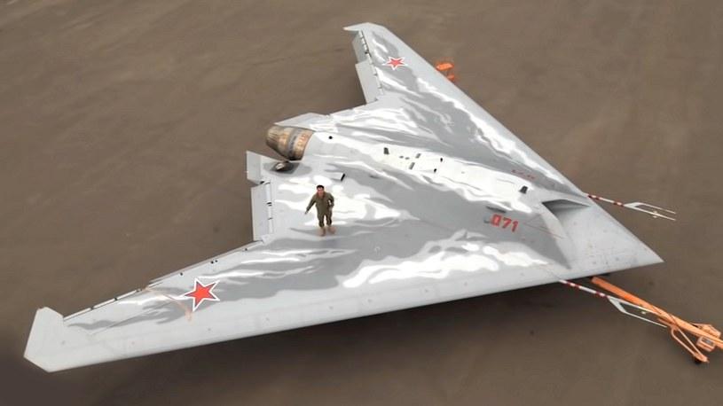 Siły powietrzne tego mocarstwa wzbogacą się o nową maszynę, która będzie konkurowała z najnowszymi amerykańskimi i chińskimi bezzałogowcami w nadchodzących konfliktach. Dron jest ogromny i budzi respekt.