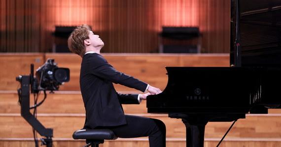 45 pianistów, w tym dziewięciu Polaków zakwalifikowało się do II etapu XVIII Międzynarodowego Pianistycznego Konkursu im. Fryderyka Chopina.