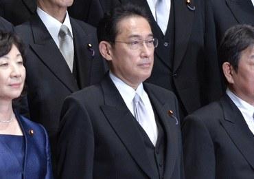 """Premier Japonii Fumio Kishida zapowiada """"nowy kapitalizm"""""""