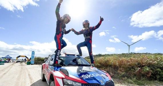 Mikołaj Marczyk i Szymon Gospodarczyk zostali rajdowymi mistrzami Europy juniorów, których wyłoniła punktacja Michelin Talent Factory. Załoga Orlen Team wyszarpała tytuł po niesamowicie szybkiej jeździe na trasach w Portugalii, nie pozostawiając rywalom żadnych szans.