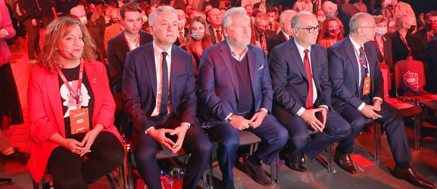 Włodzimierz Czarzasty i Robert Biedroń zostali wybrani współprzewodniczącymi Nowej Lewicy. Biedroń otrzymał 936 głosów, Czarzastego poparło 887 delegatów.
