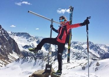 Anna Tybor o zjeździe z Manaslu: W górach najwyższych nie ma stopera