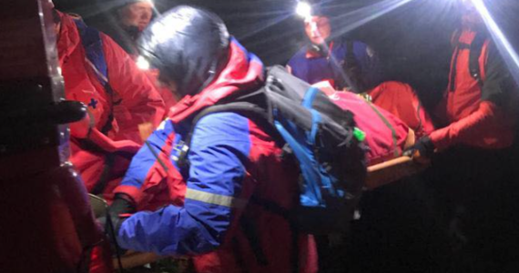 Dwukrotnie w miniony weekend beskidzcy goprowcy pomagali osobom, które zgubiły się będąc pod wpływem alkoholu. W górach jest teraz bardzo zimno, mogło dojść do tragedii.