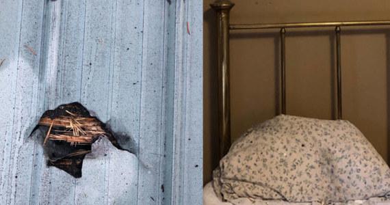 """Mieszkanka Golden w Kanadzie została obudzona przez meteoryt, który wylądował w jej łóżku, na poduszce obok głowy. Do tego zdarzenia doszło 4 października. """"Doceniałam, jak kruche jest życie"""" - powiedziała w rozmowie z lokalną gazetą."""