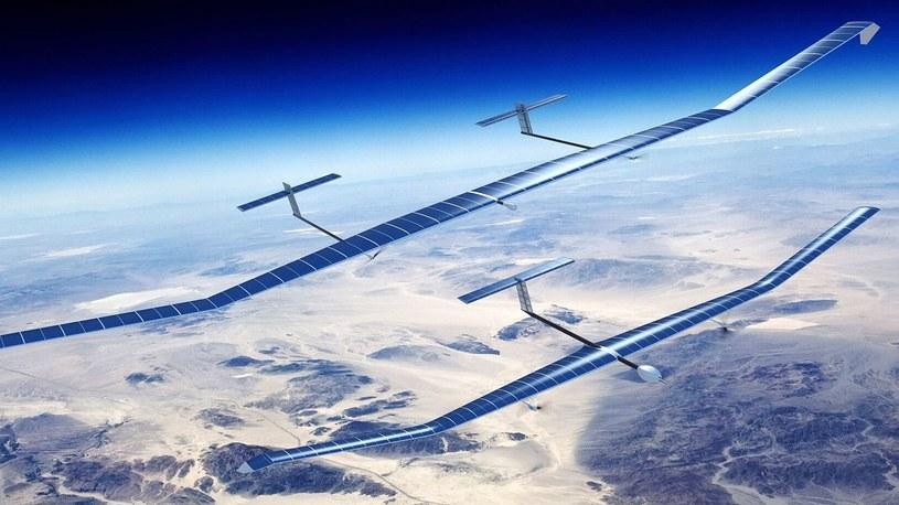 Solarny Zephyr od Airbusa jest najbardziej zaawansowanym pseudosatelitą na świecie. Właśnie pobił rekord w kategorii najdłuższego, nieprzerwanego lotu. Przyszłość tkwi w takich urządzeniach.
