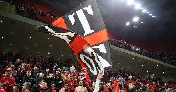 Albania - Polska. Kulisy przerwania meczu, gorąco w sektorze VIP - Sport w INTERIA.PL
