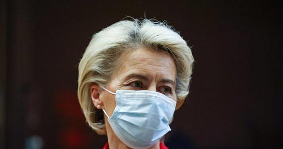 Szefowa Komisji Europejskiej Ursula von der Leyen poinformowała kolegium komisarzy o sankcjach, które można byłoby nałożyć na polskie władze w związku z orzeczeniem Trybunału Konstytucyjnego. Chodzi o ubiegłotygodniowe rozstrzygnięcie, dotyczące wyższości konstytucji nad prawem unijnym.