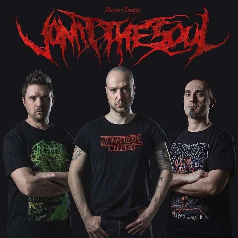Już w listopadzie światło dzienne ujrzy nowa płyta włoskiej grupy Vomit The Soul.