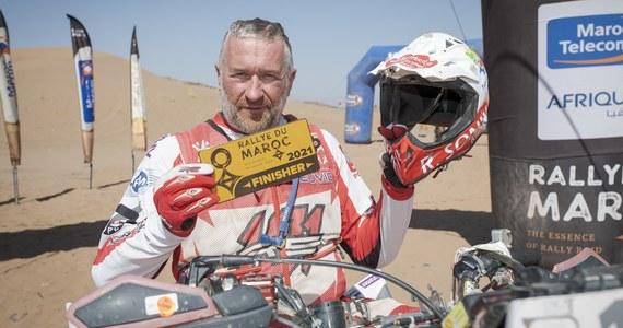 W ostatnim etapie Rajdu Maroka Rafał Sonik wywalczył trzecie miejsce. Ostatecznie uplasował się na szóstej pozycji, co pozwoliło mu utrzymać pozycję lidera Pucharu Świata.