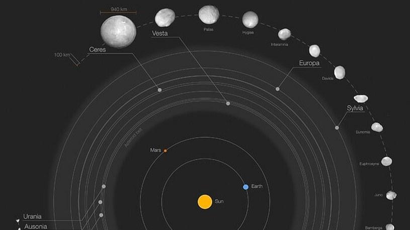 Świat astronomii czekał na ten moment od dekad. W końcu udało się wykonać obrazy największych planetoid Pasa Głównego. Obiekty prezentują się bardzo ciekawie. Naukowcy chcieliby je dokładnie zbadać, bo wszystko wskazuje na to, że mogły one być kiedyś częściami starożytnych planet.
