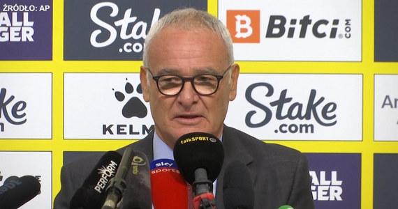 Premier League. Trener Claudio Ranieri: mam nadzieję, że w tym sezonie zapewnię Watford utrzymanie. WIDEO