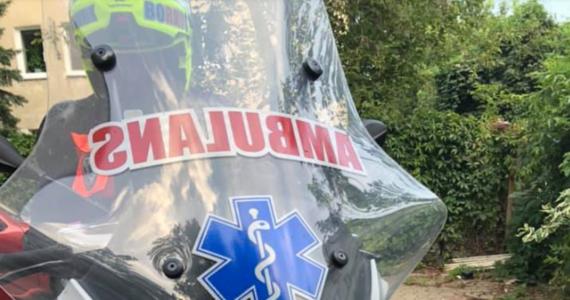 """""""Borkoś"""" ranny w wypadku. """"Wracaj do zdrowia, Warszawa Cię potrzebuje!""""  - RMF 24"""